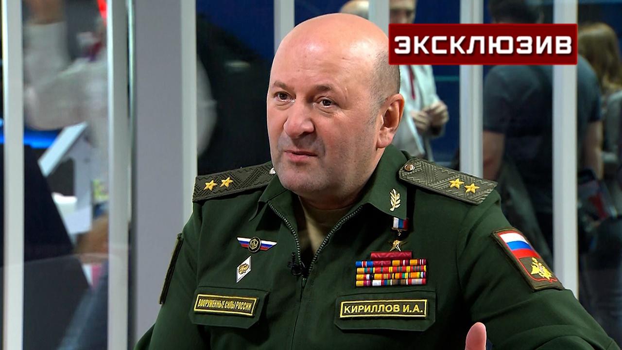 «Работать надо на результат»: полное интервью с начальником войск РХБЗ Кирилловым