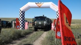 Грузовые «болиды»: как завершились командные заезды гоночных экипажей на «Военном ралли»
