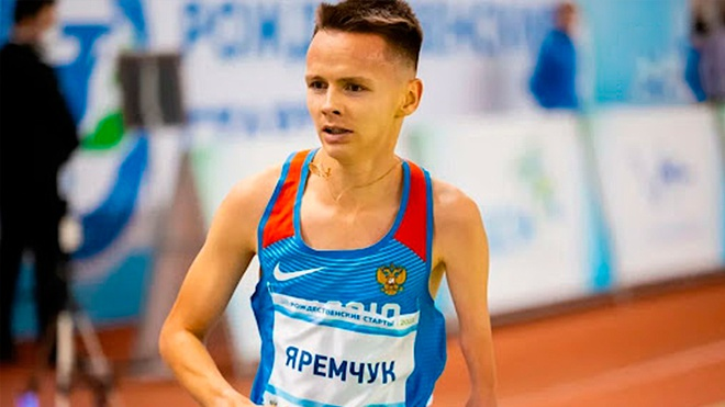 Россиянин Яремчук завоевал золото Паралимпиады в беге на 1 500 метров