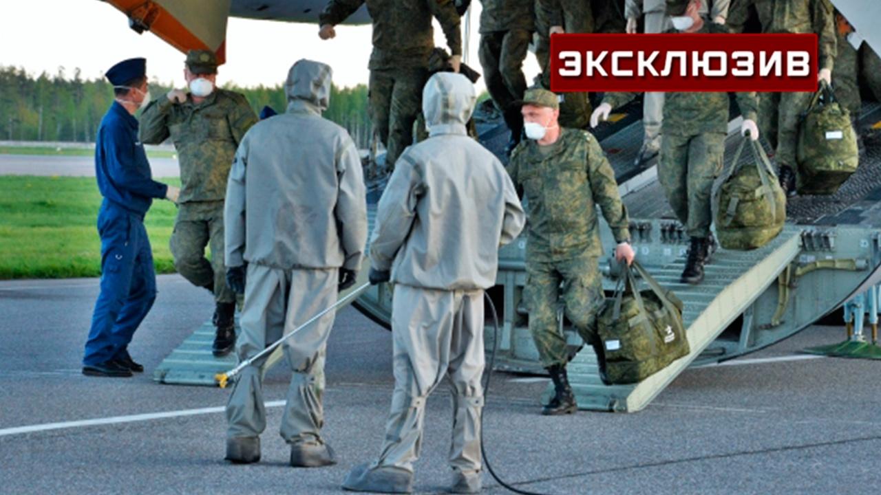 «Русские способны на то, что другим не под силу»: начальник войск РХБЗ о том, как РФ помогла Европе в борьбе с COVID-19