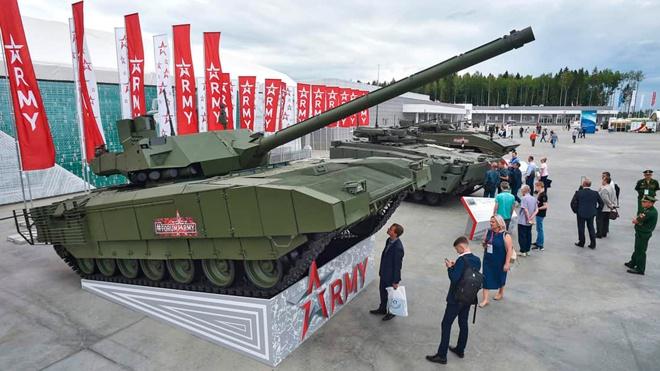 Полторы тысячи организаций и более 1,7 миллиона гостей: подведены итоги форума «Армия-2021»