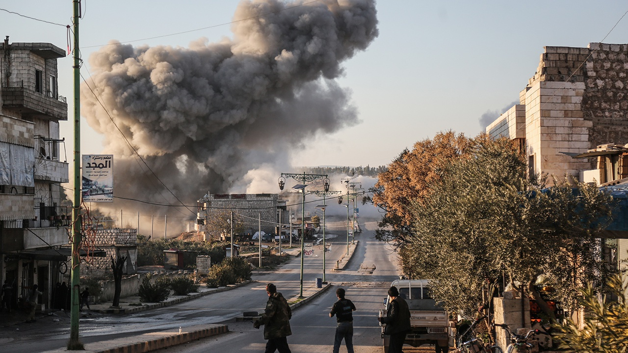ЦПВС: один сирийский военнослужащий ранен при обстреле провинции Идлиб
