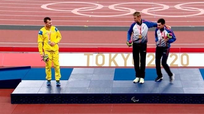 Украинский паралимпиец отказался от совместного фото с российскими спортсменами