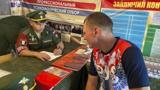 Выездные пункты отбора на военную службу на «АрМИ-2021» посетили около 8 000 человек