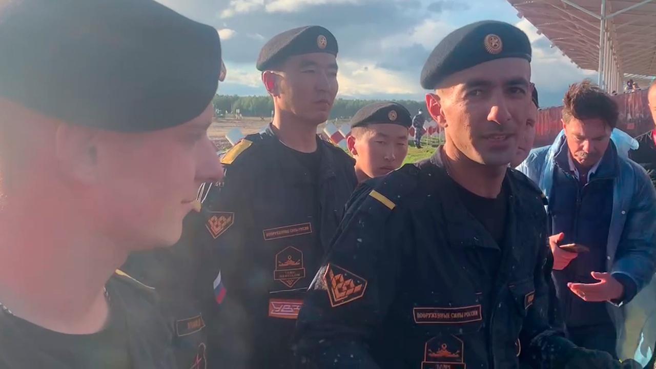 Механик-водитель российской сборной «Танкового биатлона» раскрыл секрет победы
