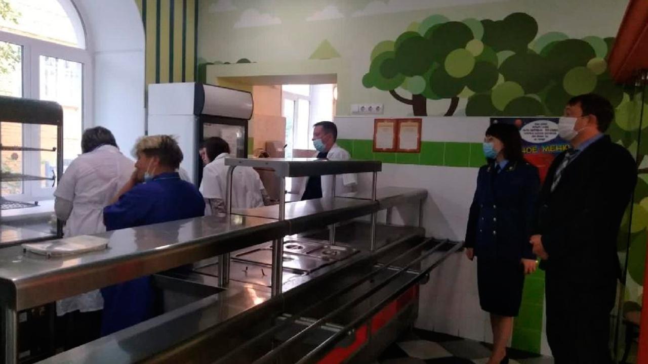 После отравления школьников в Нижегородской области возбуждено уголовное дело