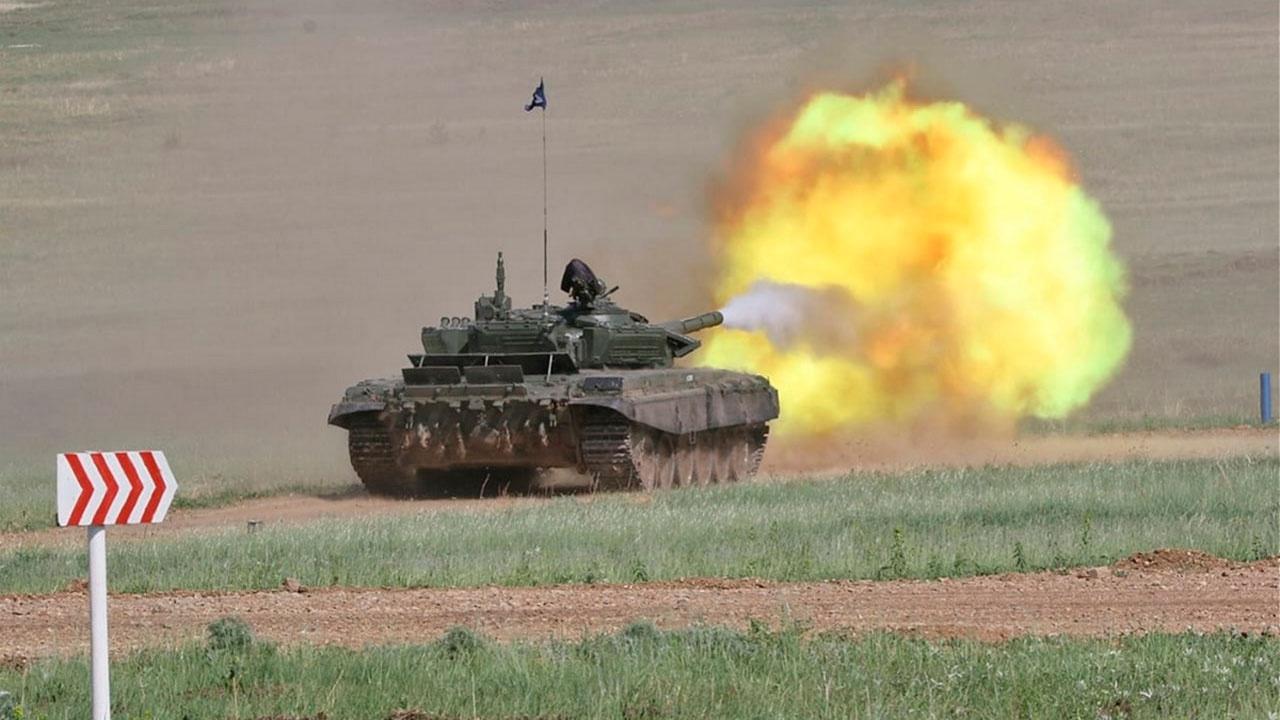 Замглавкома Вооруженных сил Мьянмы оценил танки Т-72