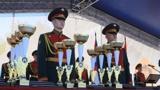 Лучших разведчиков наградили на закрытии конкурса «Отличники войсковой разведки» в Новосибирске