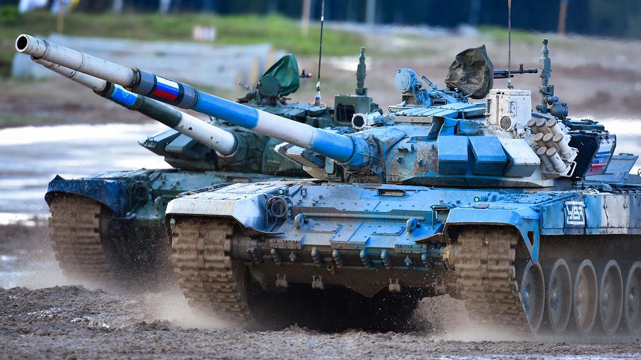 Финал «Танкового биатлона»: как России удалось вновь вырвать победу