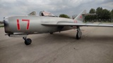 Второе рождение истребителя: нижегородские специалисты отреставрировали МиГ-17
