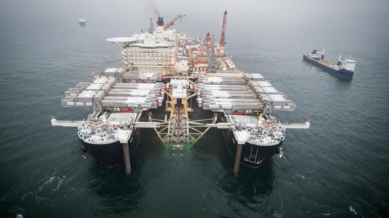Лавров рассказал об одержимости США остановкой «Северного потока - 2»
