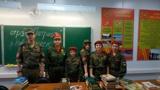 Юнармейцы из Ростовской области собрали посылки для миротворцев РФ в Карабахе