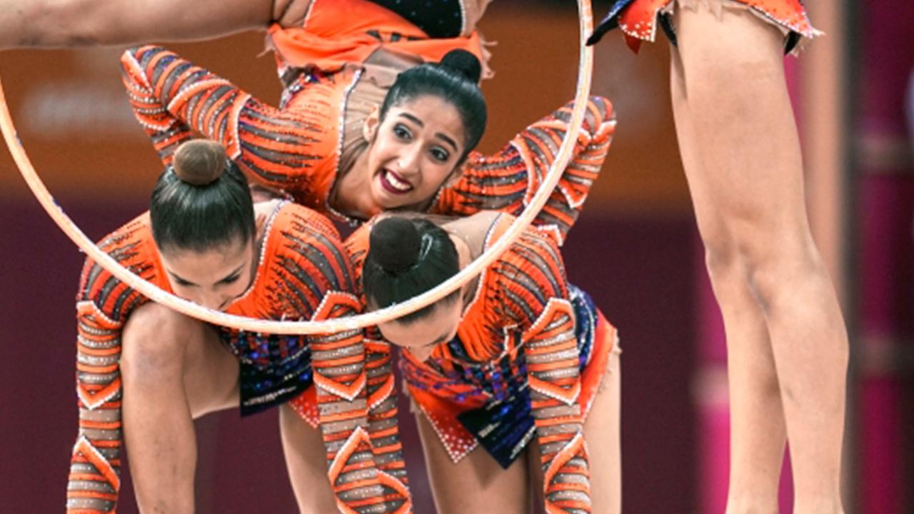 Тарасова отреагировала на снятие израильских гимнасток с чемпионата мира