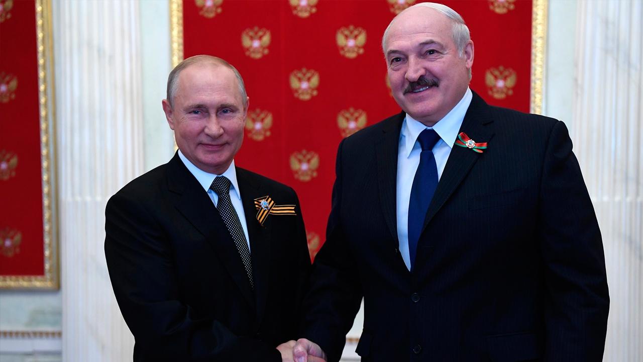 Путин и Лукашенко обсудят вопросы интеграции и ситуацию в Афганистане
