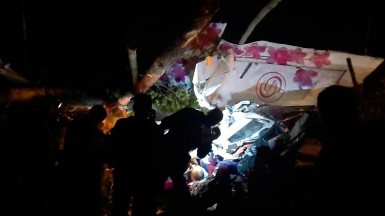 МЧС: медикам переданы все пострадавшие в результате ЧП с самолетом под Иркутском