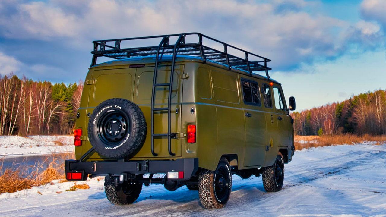 В Японии назвали уникальным российский автомобиль УАЗ