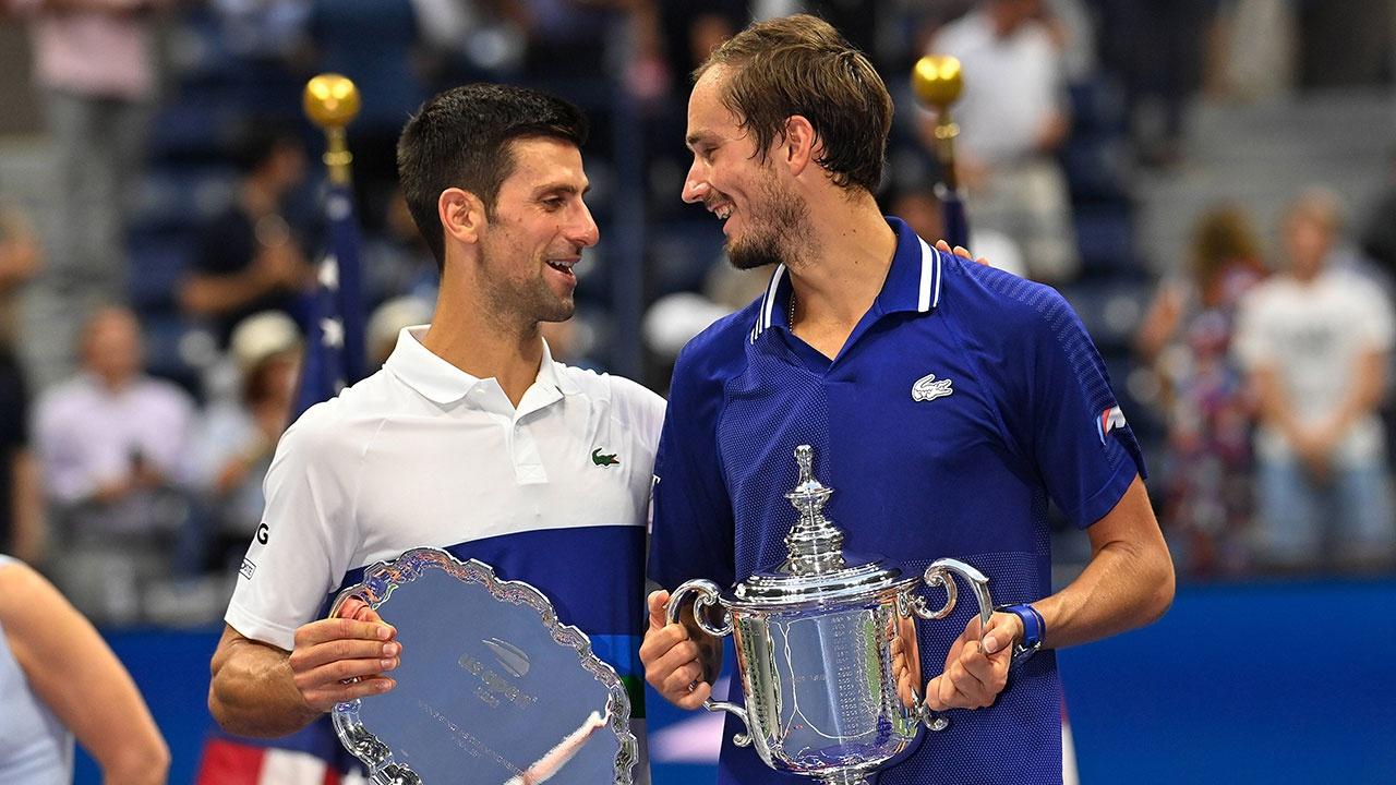 Евгений Кафельников прокомментировал победу теннисиста Медведева над Джоковичем