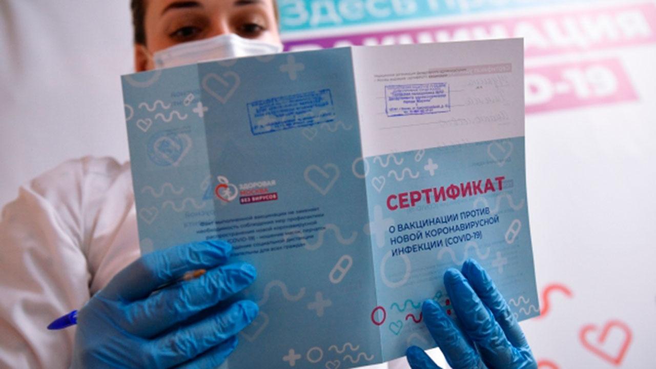 В ВОЗ допустили введение прививочных паспортов