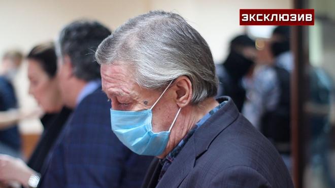 Добровинский посчитал, что оснований для досрочного освобождения Ефремова недостаточно
