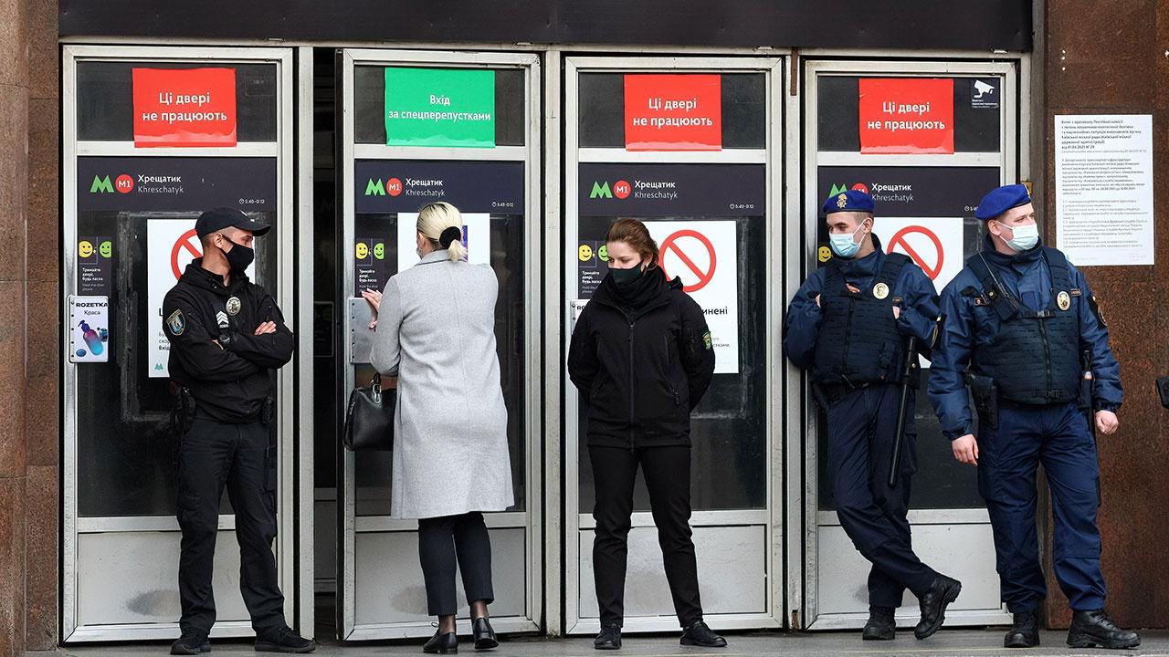 В украинских ТЦ появятся спецкамеры для контроля за соблюдением карантина