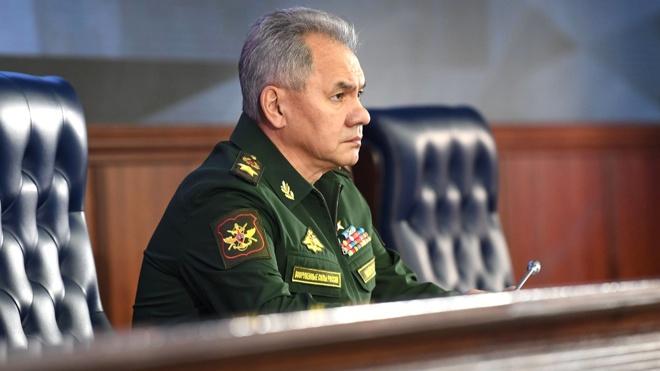 Шойгу выразил соболезнования по поводу кончины генерала Казанцева