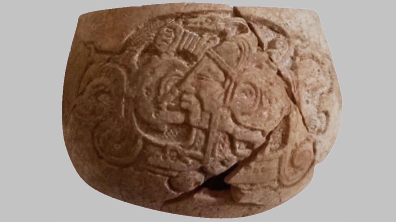 Таинственный текст цивилизации майя нашли в Мексике