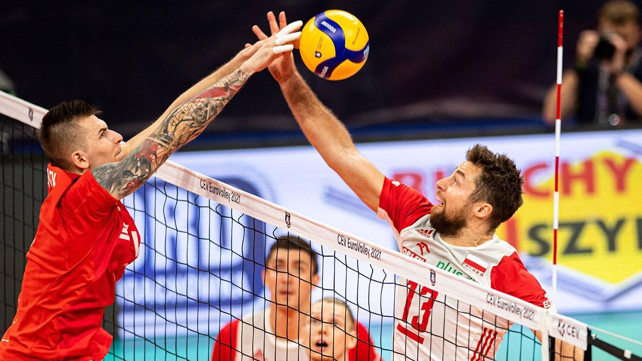 Сборная России уступила Польше в четвертьфинале ЧЕ по волейболу