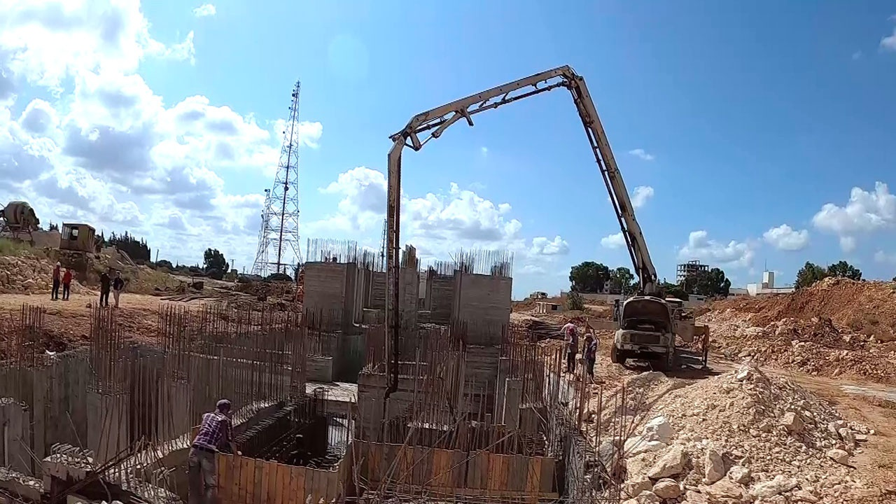 Жителей сирийского Тартуса обеспечивают жильем в новых многоэтажках по сниженным ценам