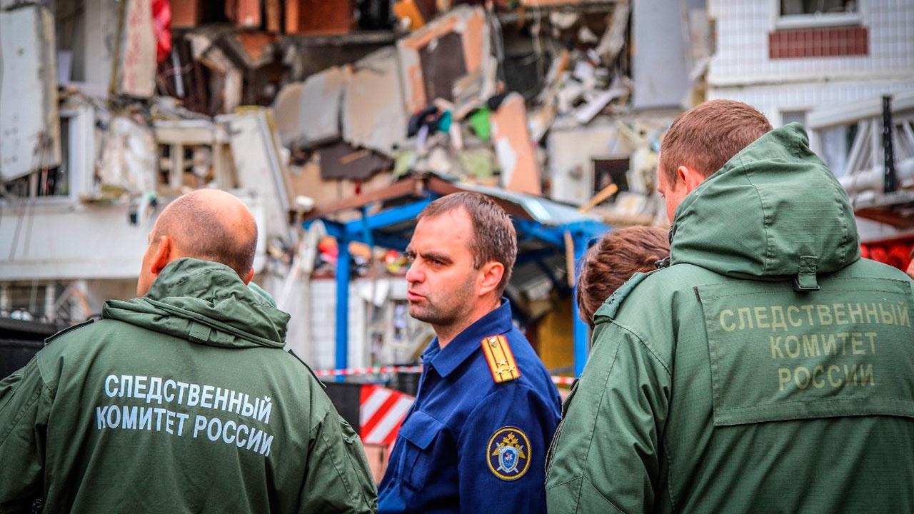 Задержан директор компании, обслуживающей газовое оборудование в пострадавшем от взрыва доме в Ногинске