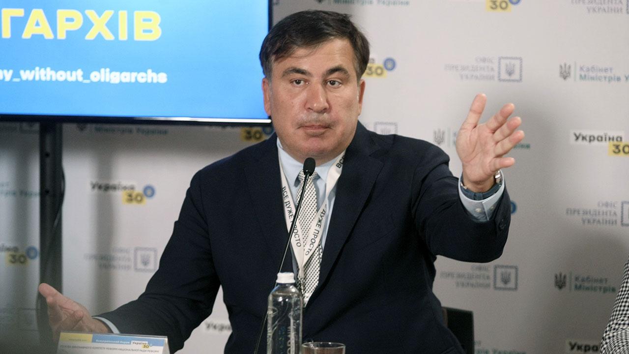 Премьер-министр Грузии обвинил Саакашвили в употреблении наркотиков