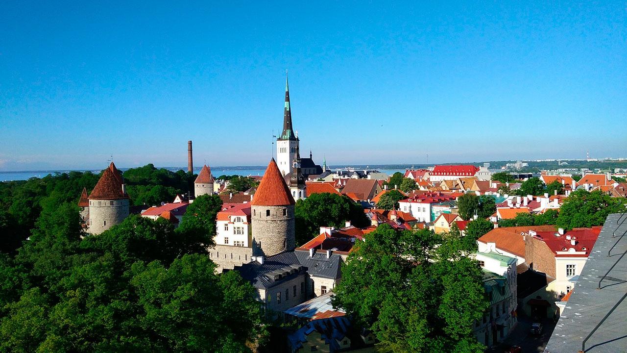 Правительство Эстонии разрешило привитым в РФ посещать общественные места без ограничений