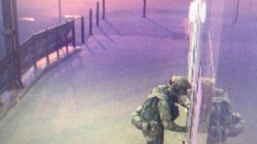 Очевидец рассказал о ситуации на месте нападения на отделение полиции под Воронежем