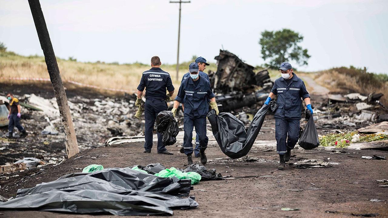 Гражданка Нидерландов, потерявшая сына в крушении MH17, обвинила Украину в незакрытии неба