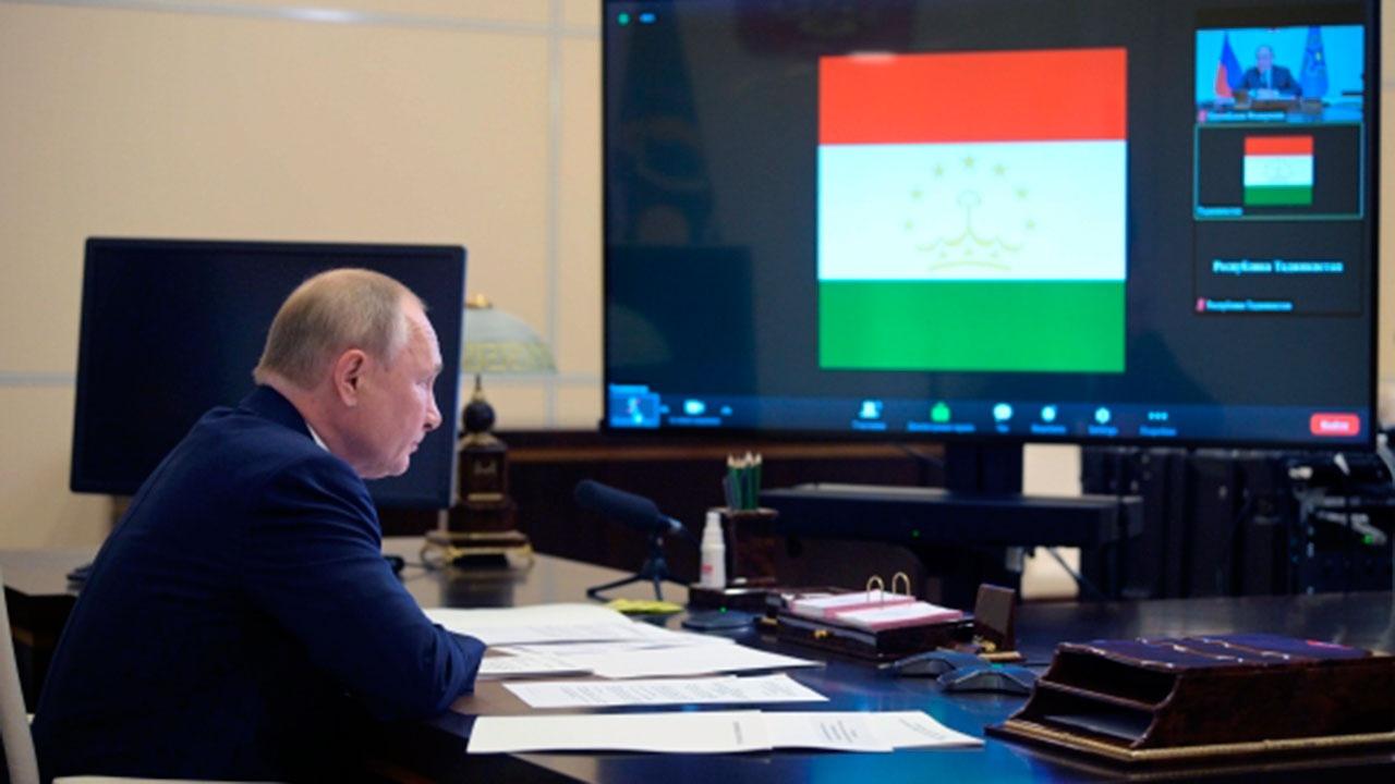 Путин: обстановка в зоне ответственности ОДКБ несет риски для стран региона