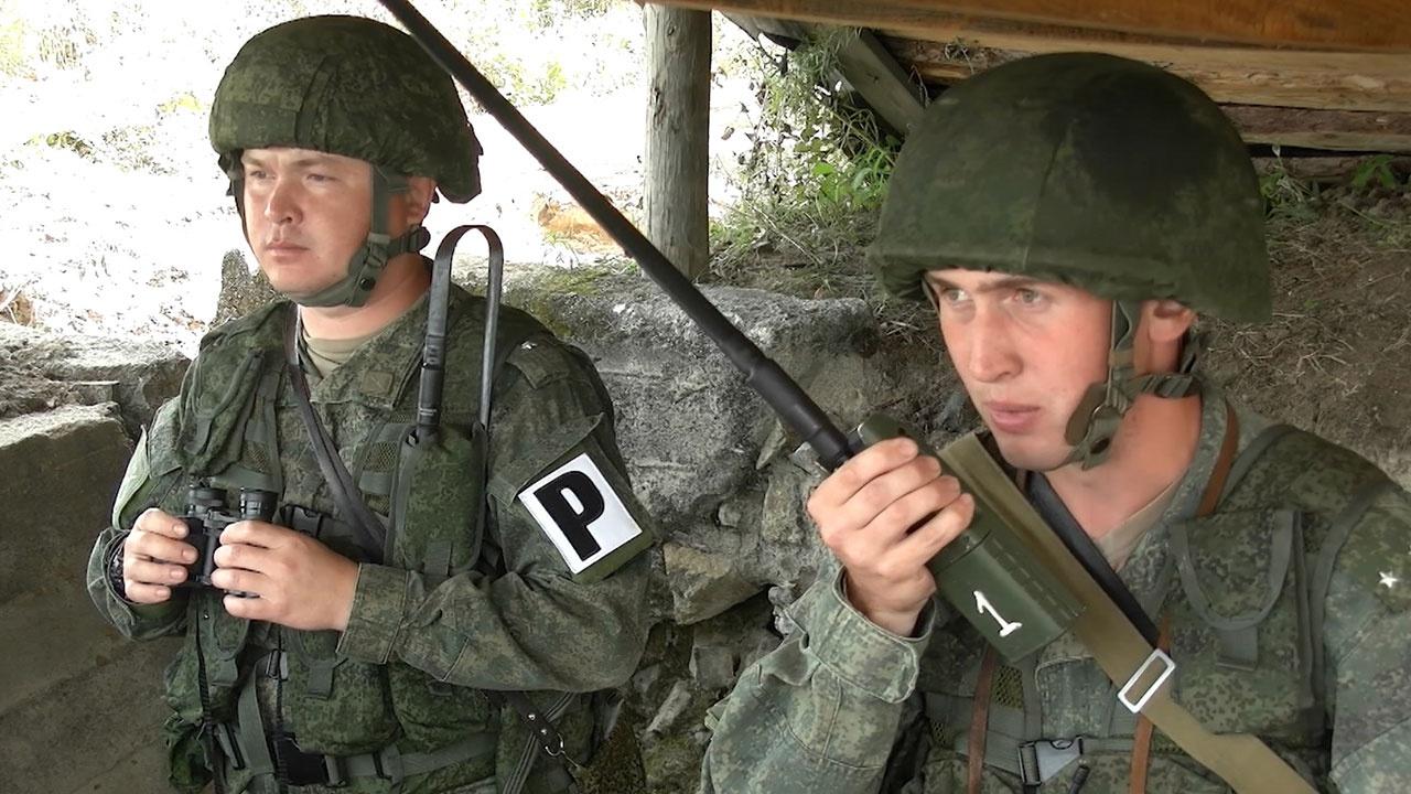 Минометчики залповым огнем разнесли на куски мишени в Амурской области