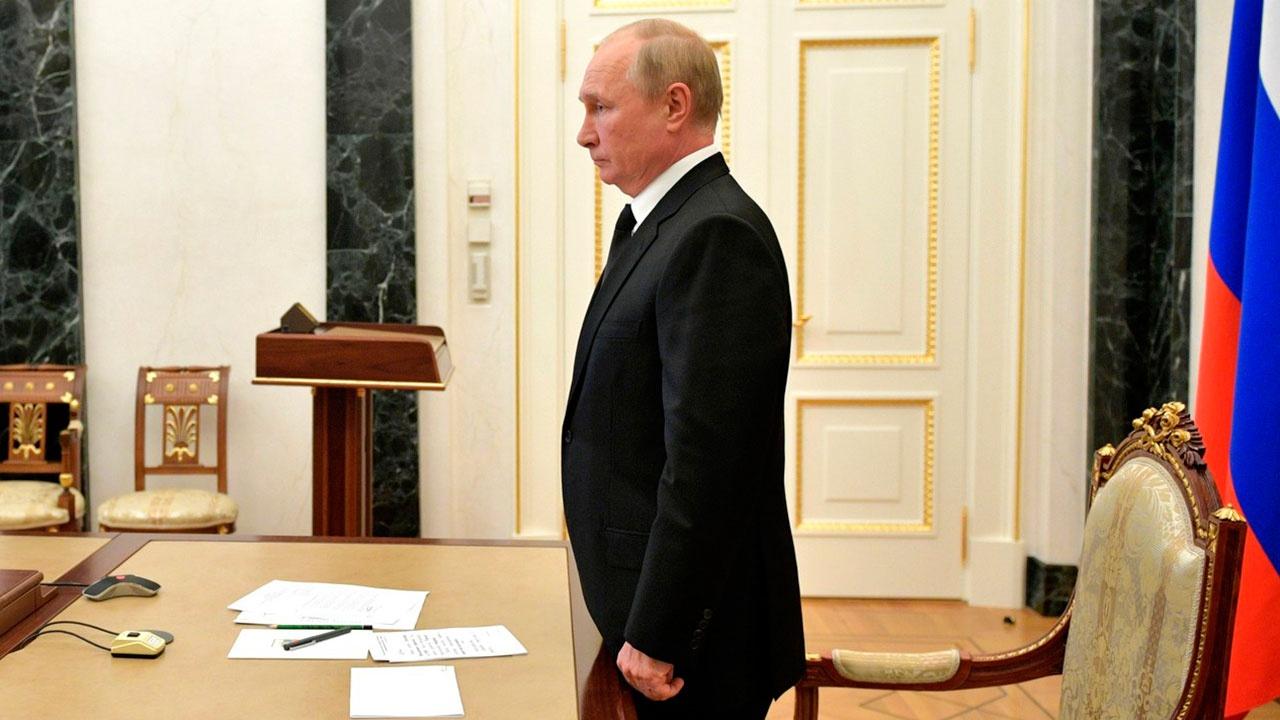 Путин электронно проголосует на выборах