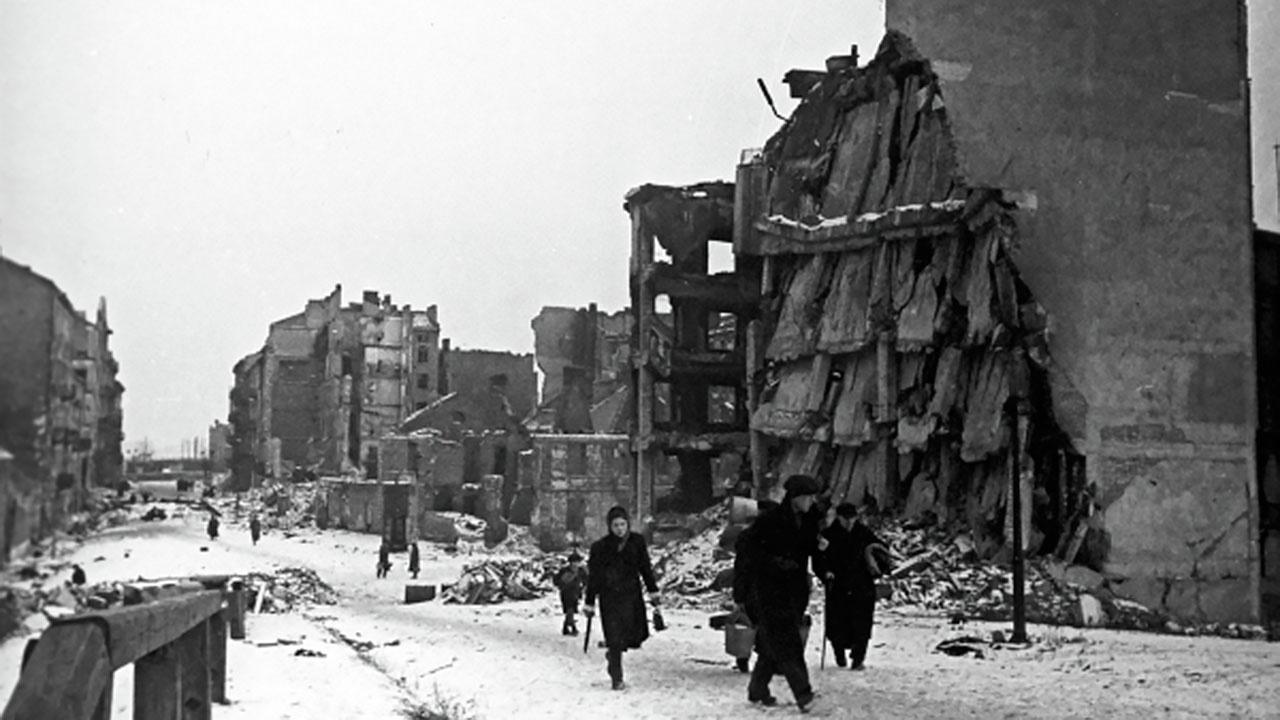 РВИО опубликовало документы о жестокой депортации немцев из послевоенной Польши