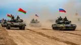 В Белоруссии прошла церемония закрытия учений «Запад-2021»