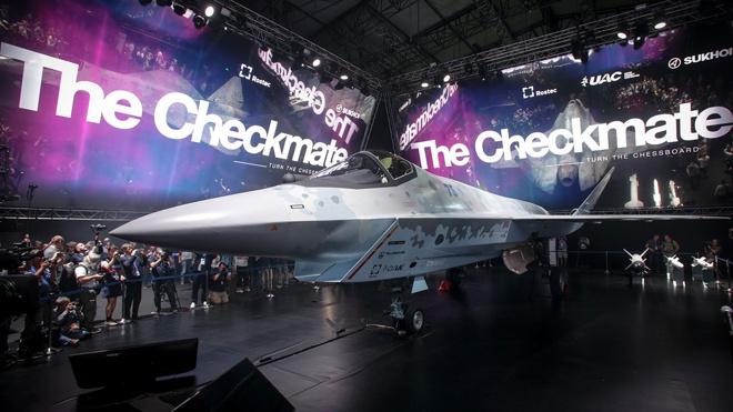 Борисов заявил, что поставку Checkmate для ВКС могут включить в будущую госпрограмму вооружения