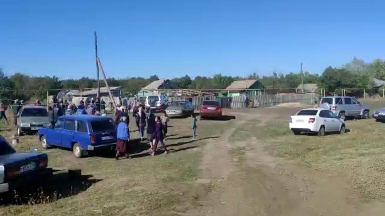 Минирование помешало обыскать дом напавшего на отделение полиции под Воронежем