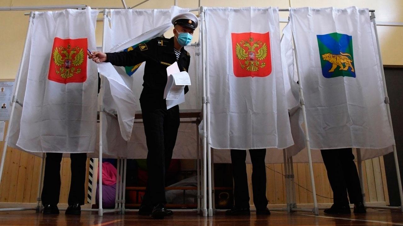 Памфилова сообщила о превышении 25% явки на выборы в Госдуму РФ