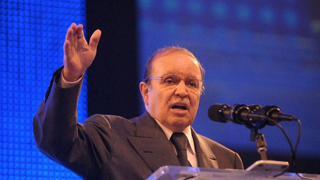 СМИ: скончался экс-президент Алжира Абдельазиз Бутефлика