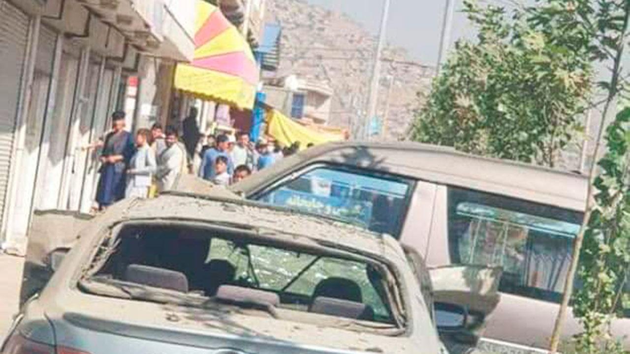 В Кабуле прогремели два взрыва