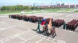В Северо-Кавказском военном училище 80 воспитанников торжественно посвятили в суворовцы