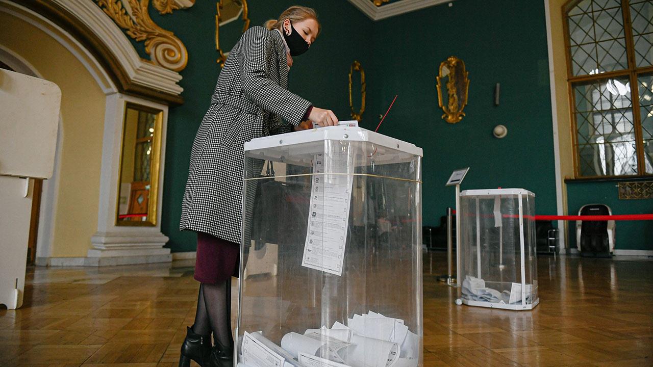 ЦИК: явка на выборах в Госдуму превысила 30%