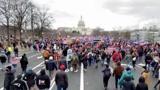 Политический «день сурка»: как прошел митинг у Капитолия в Вашингтоне