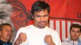 Звезду бокса Мэнни Пакьяо выдвинули кандидатом в президенты Филиппин