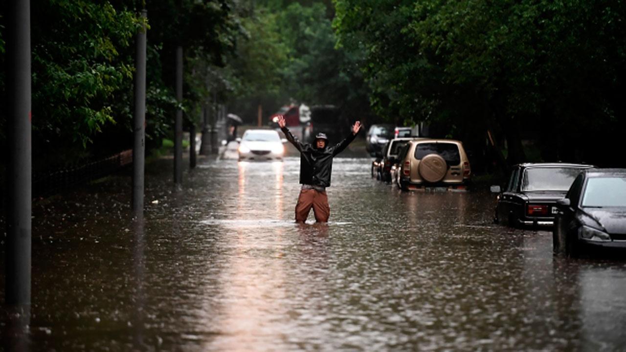 В Москве 20 сентября пройдет ливень, какого не было 73 года