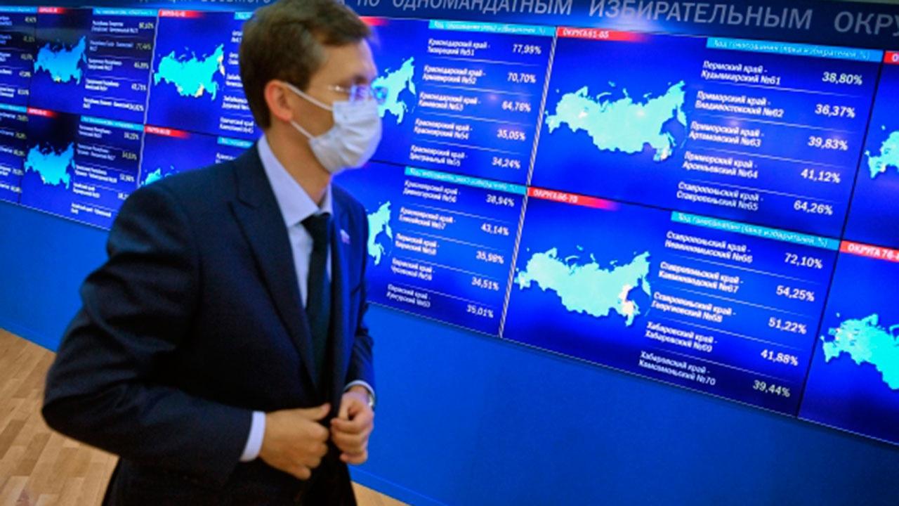 Шадаев заявил, что Минцифры РФ готово масштабировать систему электронного голосования на всю Россию