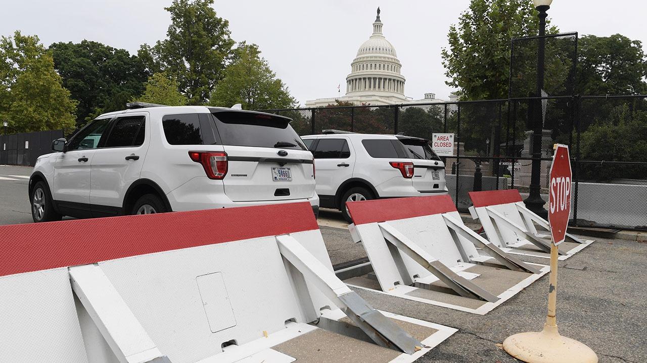 В полиции сообщили о задержании вооруженных людей на митинге в Вашингтоне